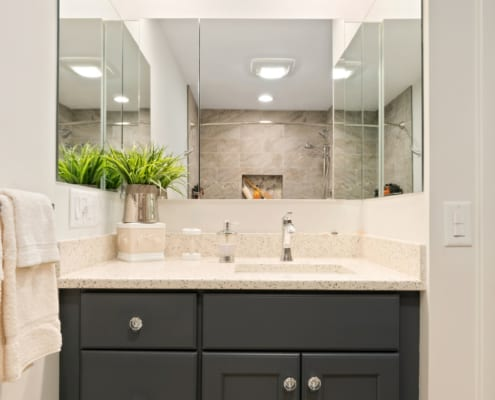 Natural-Stone-Retreat-Bathroom-Juno-Lighting