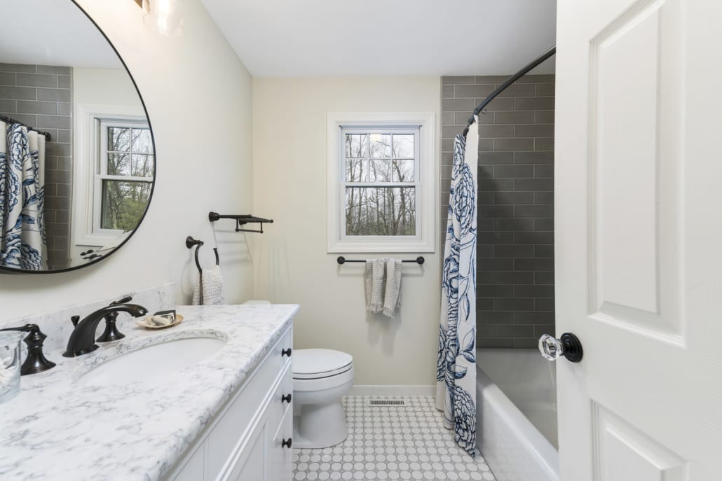 Timeless and Traditional Bathroom - Rhode Kitchen & Bath ...
