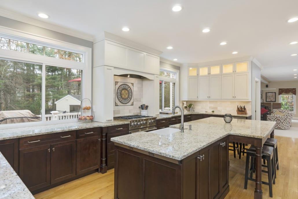 Traditional Gourmet Kitchen - Rhode Kitchen & Bath Design Build