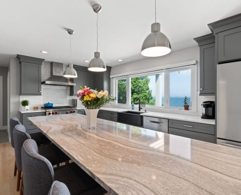 Contemporary Portsmouth Kitchen