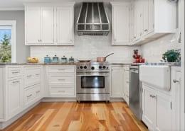 Historic Newport Chef Kitchen