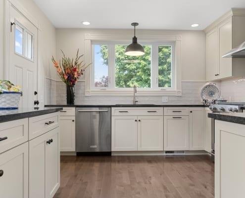 Spacious Open Cranston Kitchen