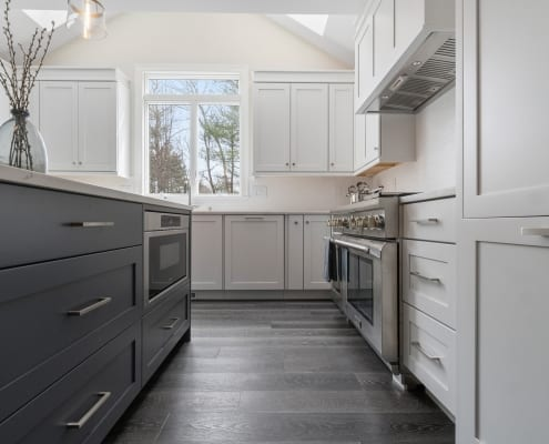 Traditional Foxboro Kitchen Saybrook