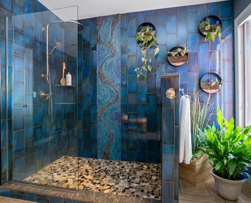 Living-Wall-Accents-modern-bathroom