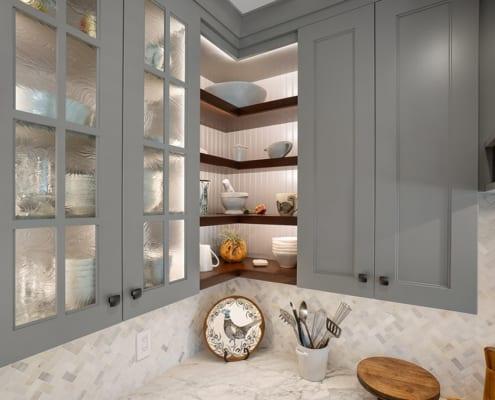 custom-walnut-corner-shelves