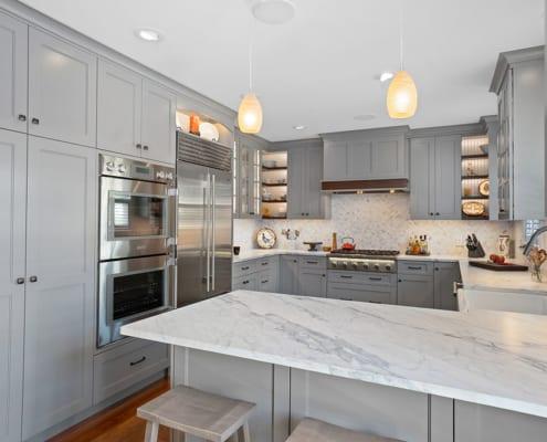 gray-kitchen-cabinets