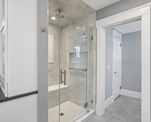 modern-white-tile-shower